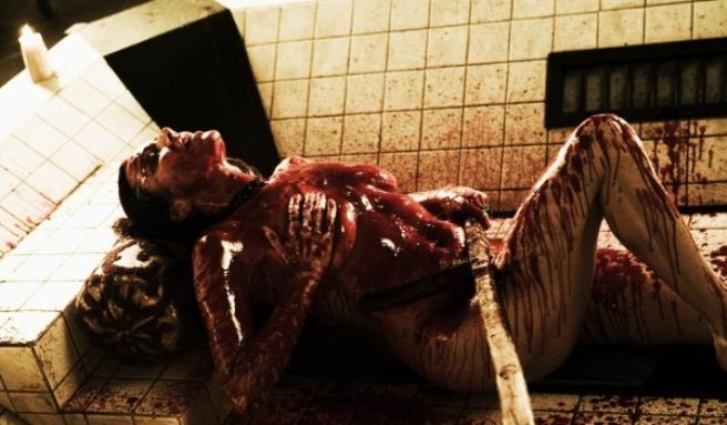 Самых кровавых фильмов ужасов