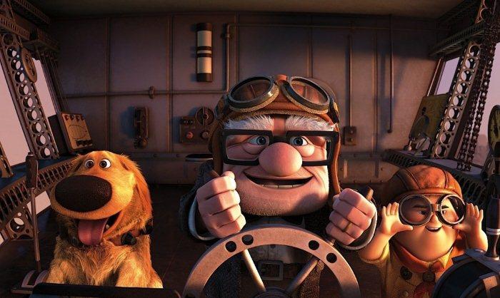 Pixar movie title list