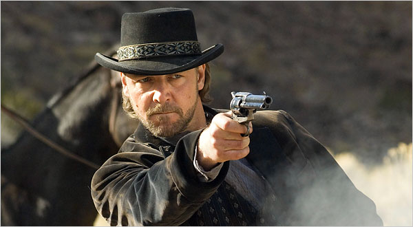 310 To Yuma 2007 Official Trailer 1  Russell Crowe Christian Bale Movie