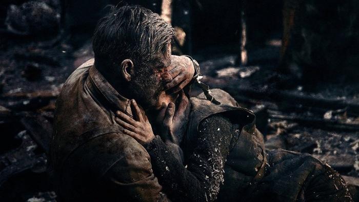 7 фильмов про любовь на войне