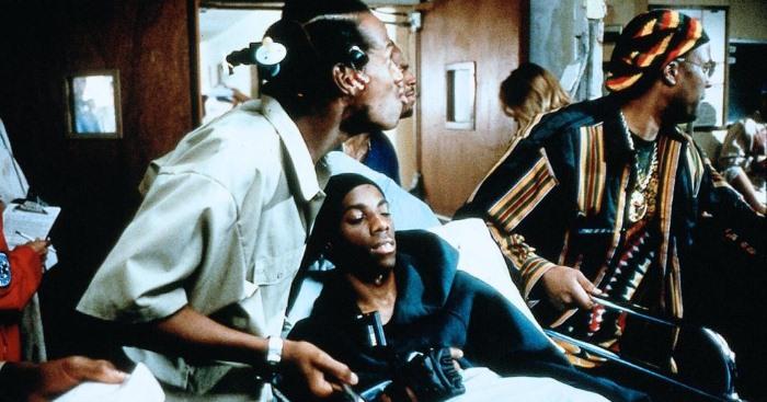 Филмы про черных негров