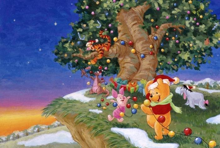 7 мультфильмов про рождество и новый год