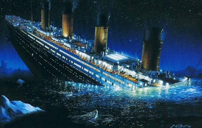 4 фильма про кораблекрушения