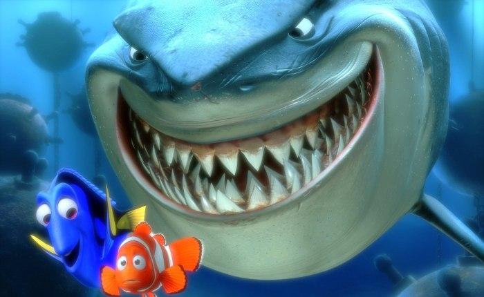8 полнометражных мультфильмов о подводном мире