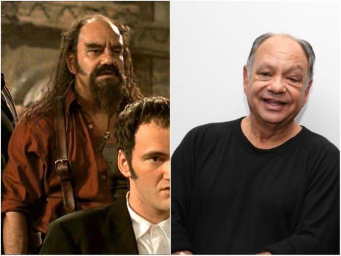 22 года спустя: как главные актёры фильма «От заката до рассвета» выглядят сегодня