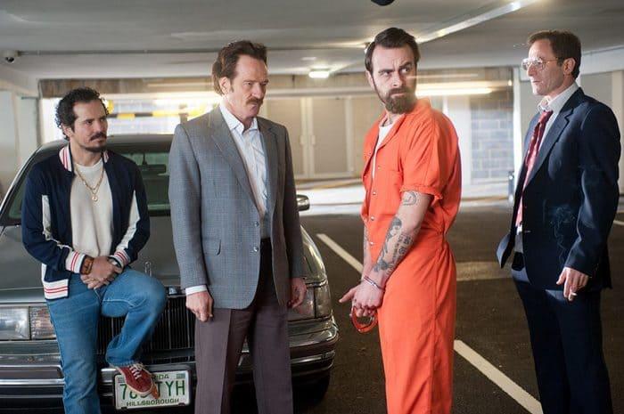 10 криминальных фильмов на выходные
