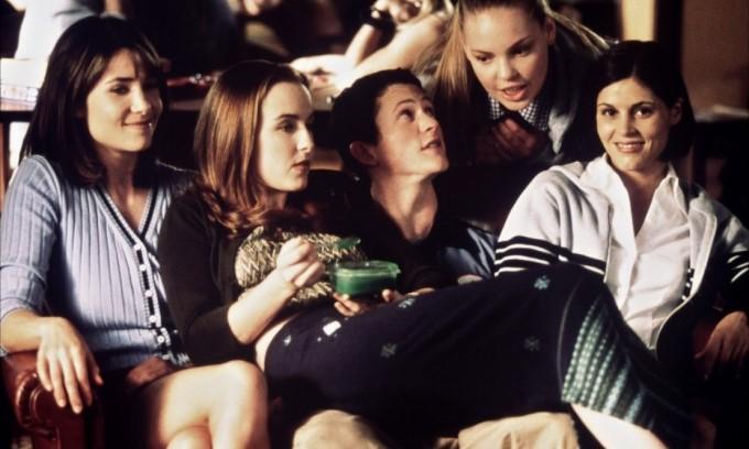 10 фильмов про подростковую любовь и первый раз 16+