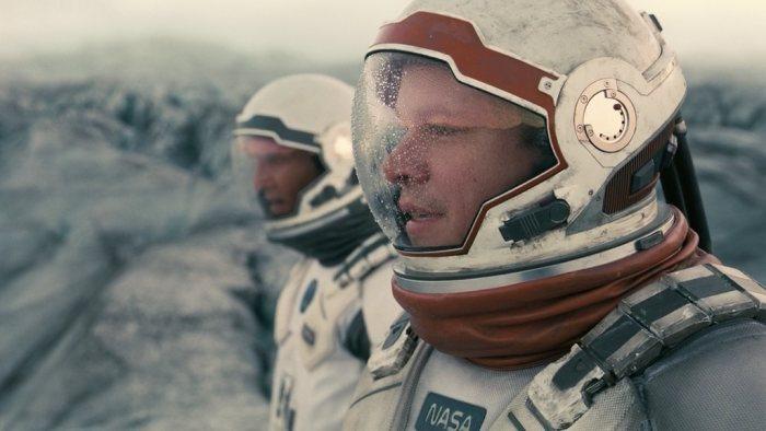 20 лучших фильмов про космос